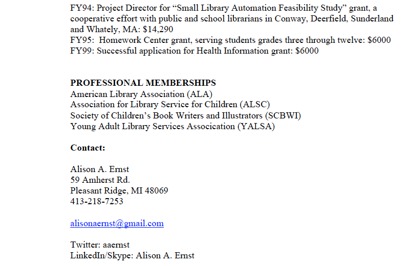Alison Ernst Associates